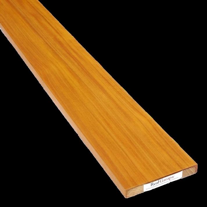 Garapa Wood Decking